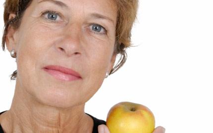 gå ner i vikt i klimakteriet