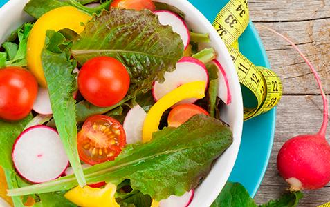 diet för viktnedgång