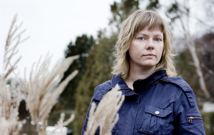 Lotta Lindeborg drabbades av förlossningsdepression.