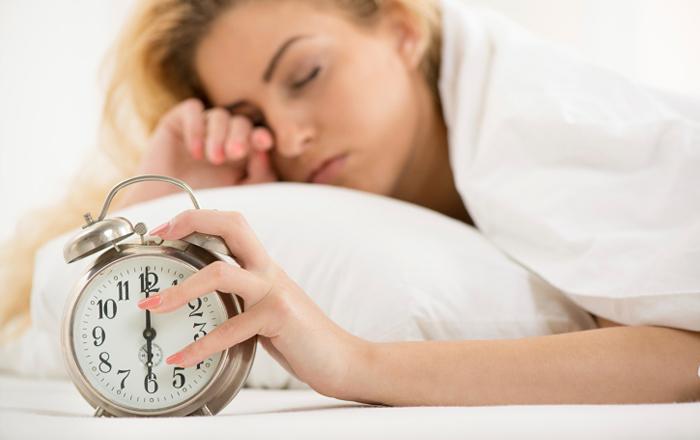 hur mycket sömn