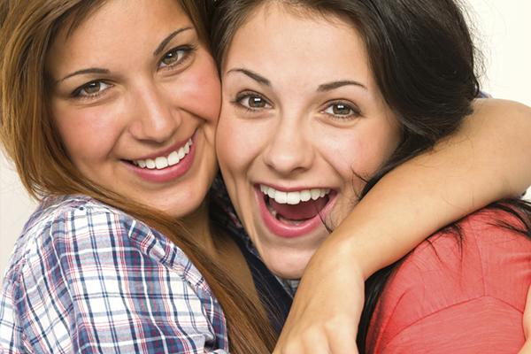 Att kramas är en win-win-situation – ni mår bättre båda två!