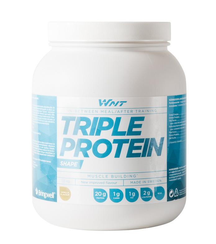proteinpulver kolhydrater