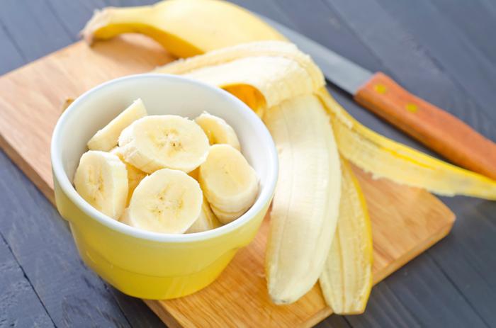 hur många kalorier i en banan