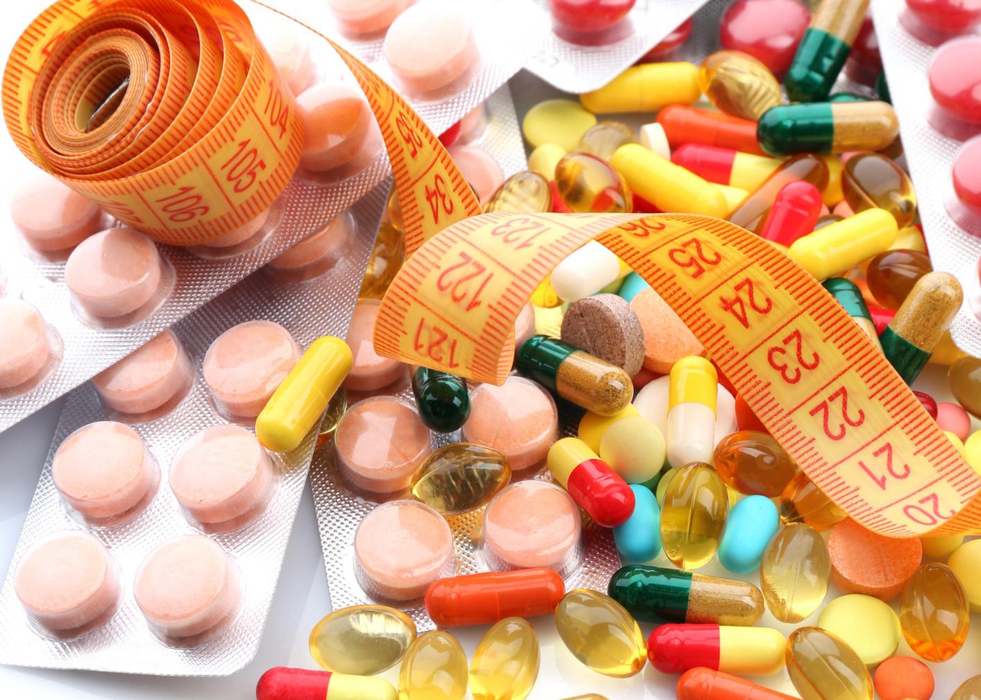 medicin mot övervikt