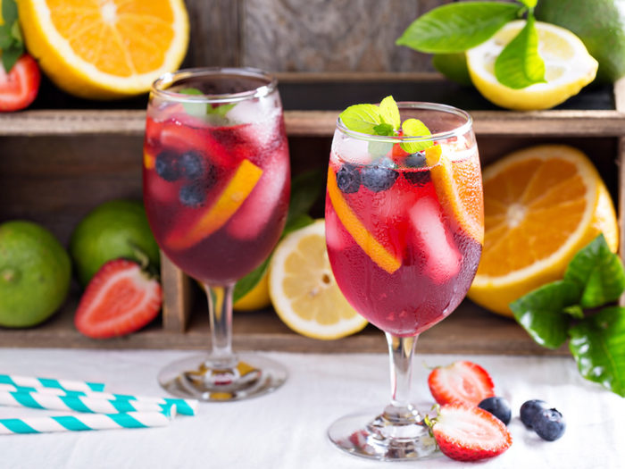 sangria recept varianter