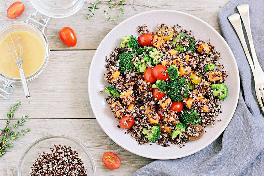 vilken mat innehåller protein