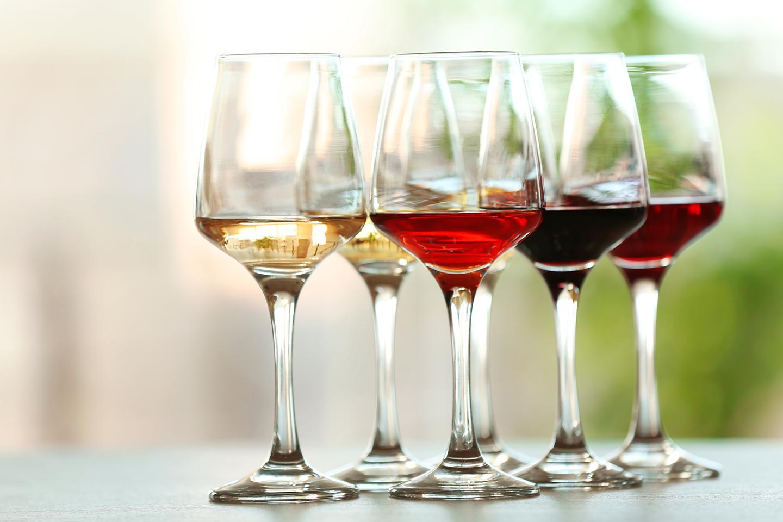 hur mycket väger en flaska vin