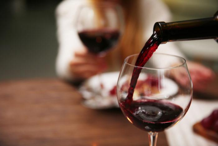 Vin – bra eller dåligt?