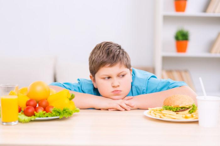 Myter om barn och övervikt
