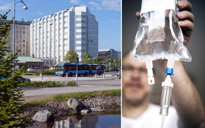 Sveriges bästa sjukhus 2016.