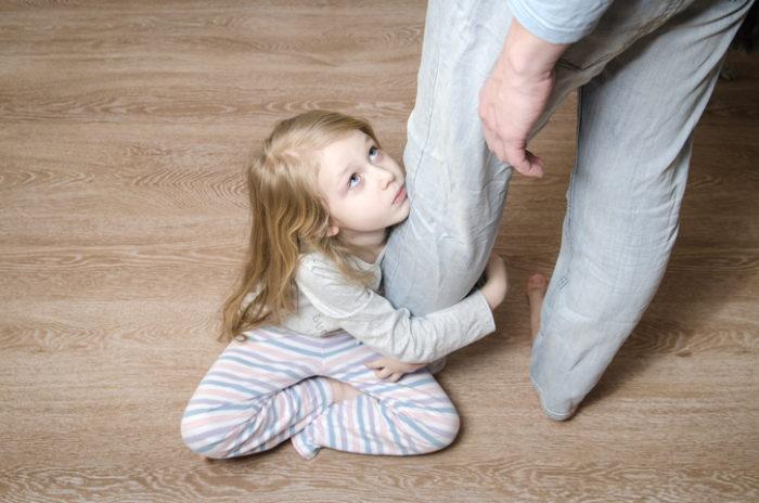 Barn tycker inte att föräldrarna har tid.