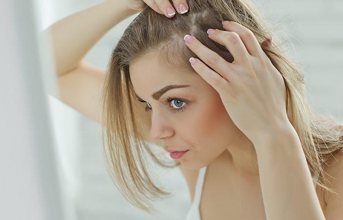 kliar när håret växer ut