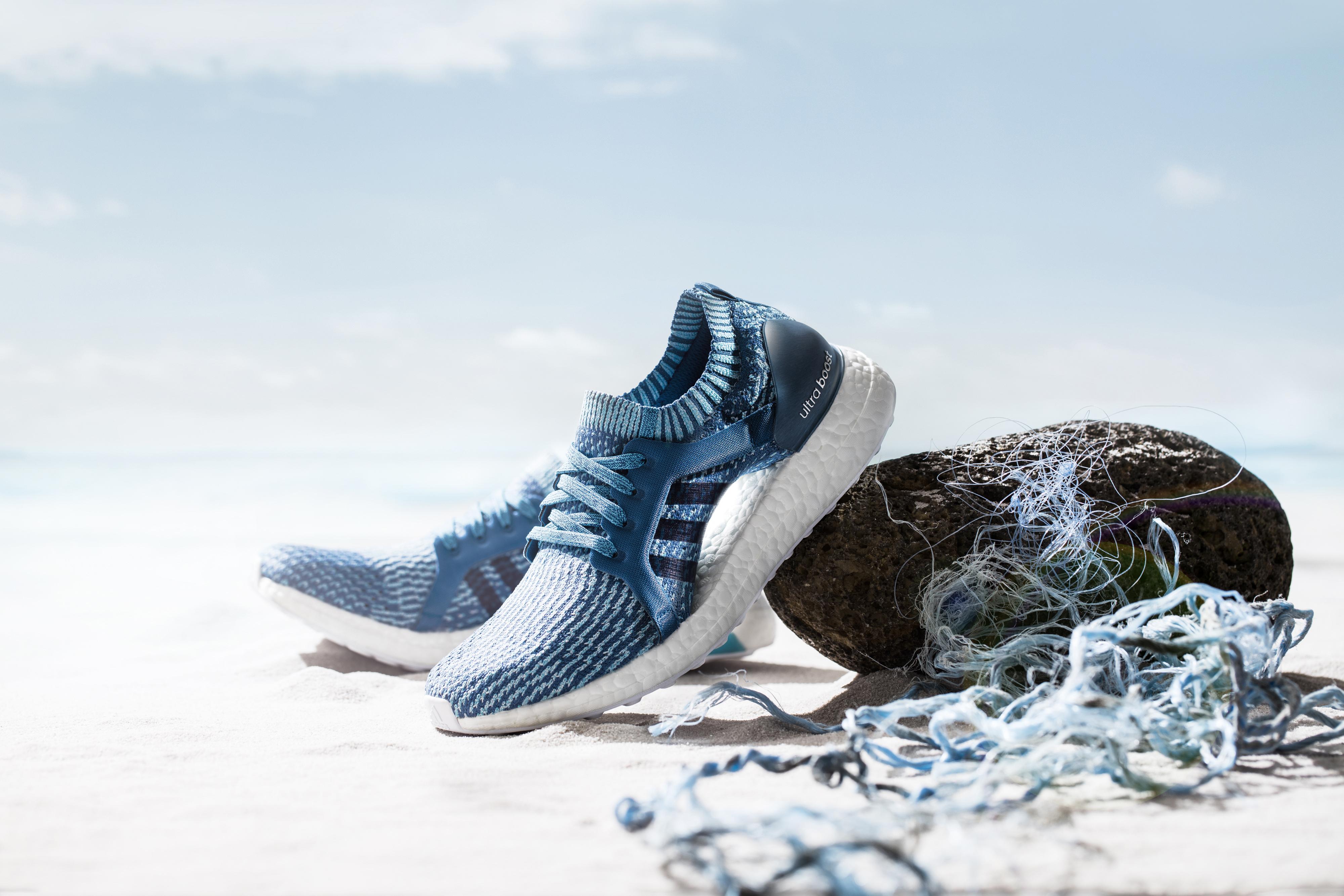 Artiklar som innehåller Adidas Tjock    Adidas och Parley kämpar för haven - tre nya skor   title=          MåBra
