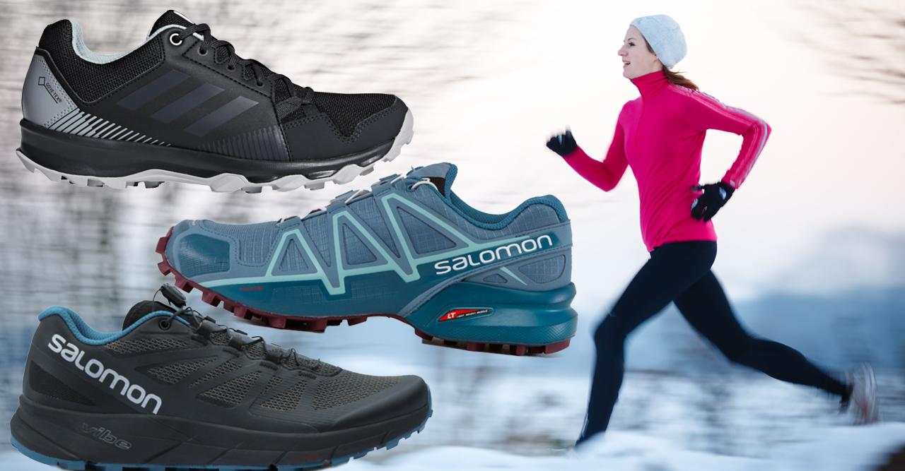 löparskor för vintern