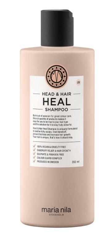 schampo för torr och kliande hårbotten