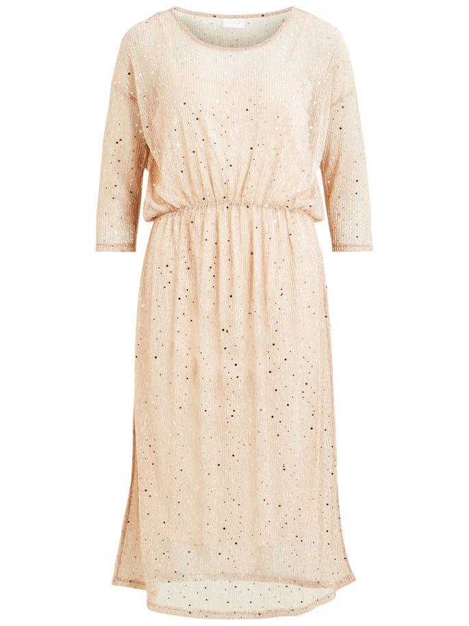 67f43d2b9a3d Blommig klänning från Cubus (reklamlänk via Awin.com) med elastiskt band i  midjan. Läs mer och köp här. (reklamlänk via Awin.com)