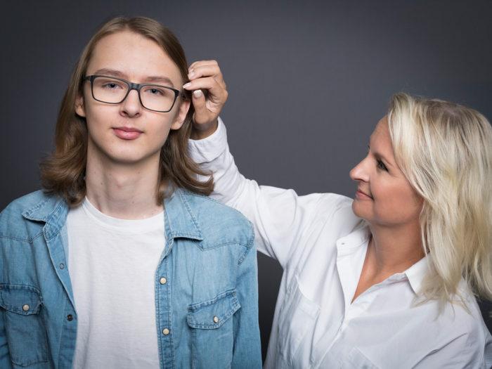 Linn Wågberg är mamma till Leo Wågberg som vara nära döden efter en kanotolycka i Ånnsjön.
