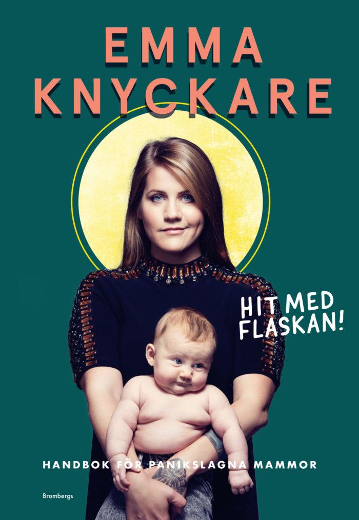 Hit med flaskan bok Emma Knyckare