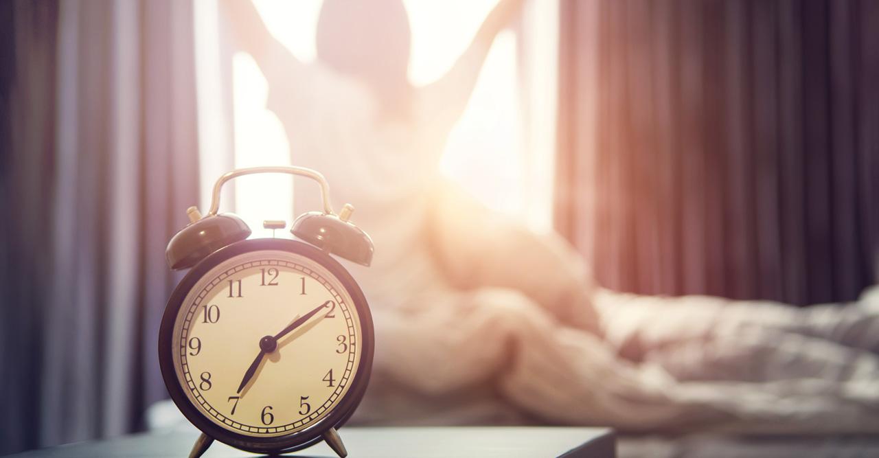 hur blir man piggare på morgonen
