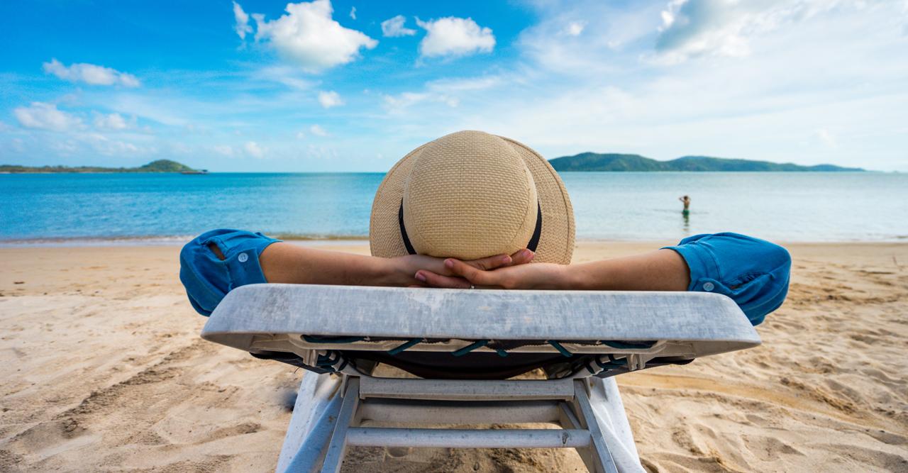 Låt inte stressen gå ut över din semester – här är psykologens råd ...