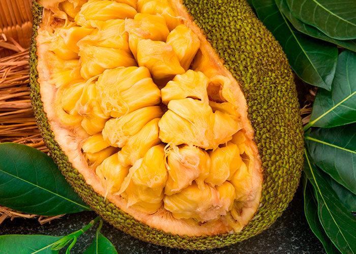 Gul jackfruit