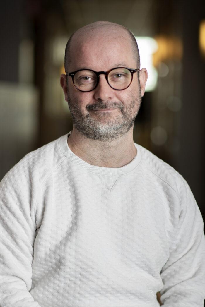 Jonas-Wihlstrand, socialchef stadsmissionen i Stockholm