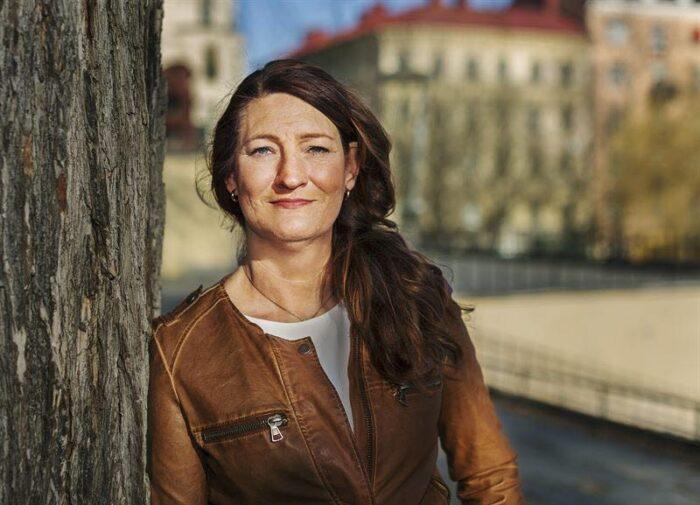 Susanna Gideonsson, Handelsanställdas förbund