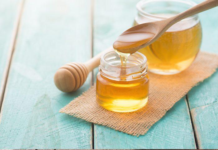 Förvara inte honung i kylskåpet