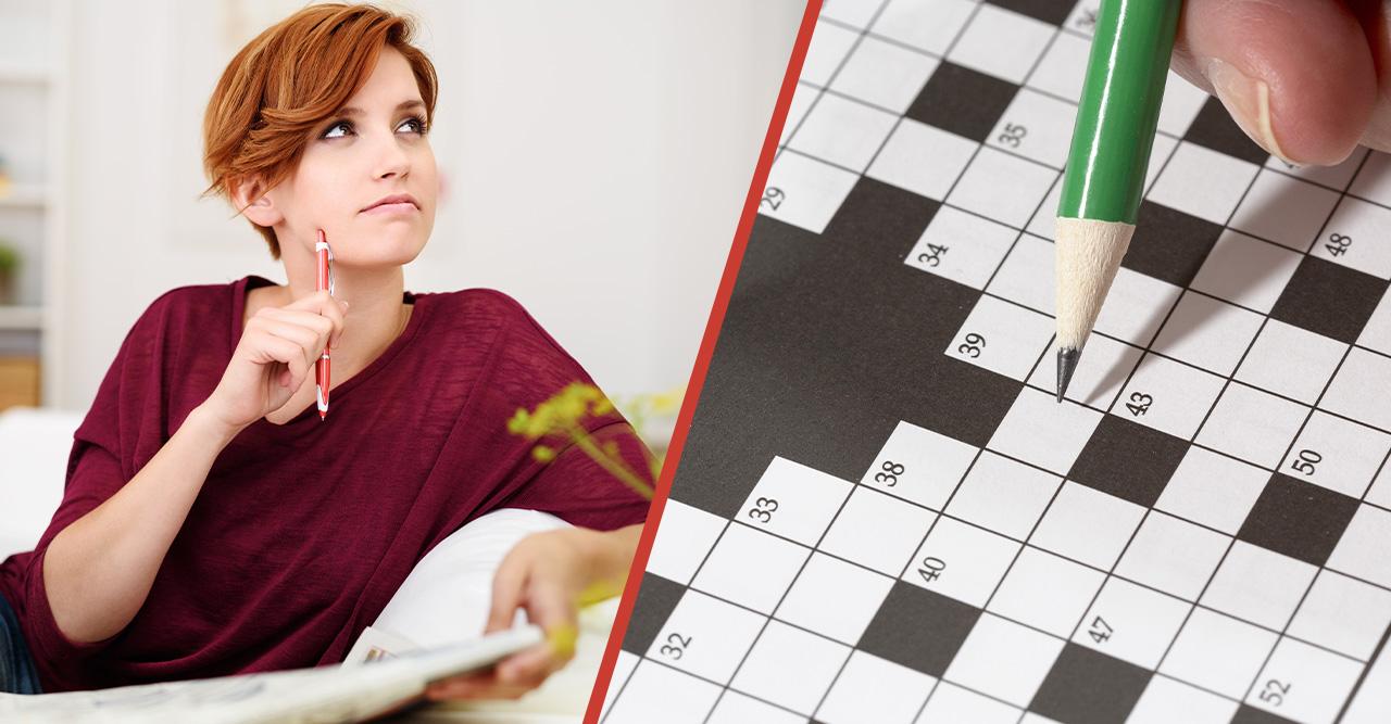 Quiz: Har du koll på korsordsorden?