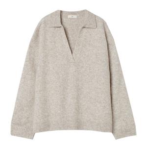 Stickad tröja, H&M
