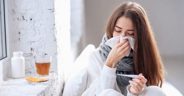 influensa 2019 symtom