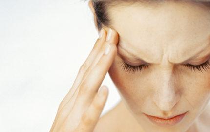 huvudvärk vid ägglossning