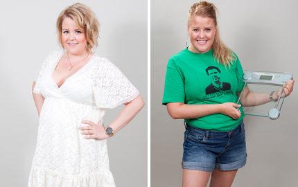 modifast före och efter