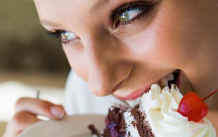 sött efter maten matsmältning