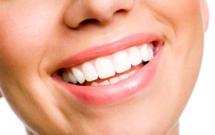 mat som är bra för tänderna