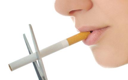 Sluta röka utan att gå upp i vikt - 5 tips!