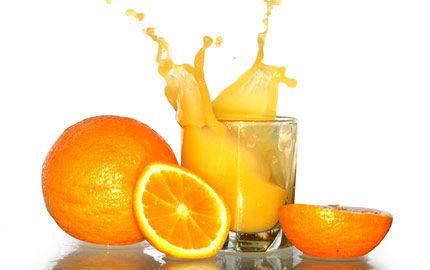 färskpressad apelsinjuice nyttigt