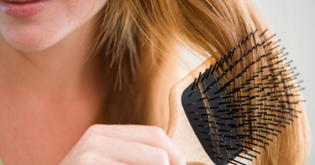 bra borste för håret