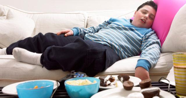 Föräldrar ser ofta inte sina barns övervikt.