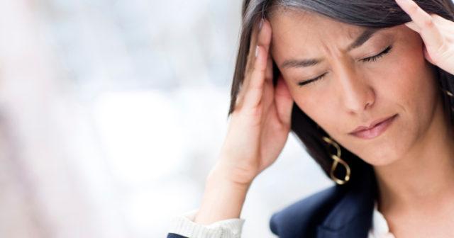 spänningshuvudvärk flera dagar