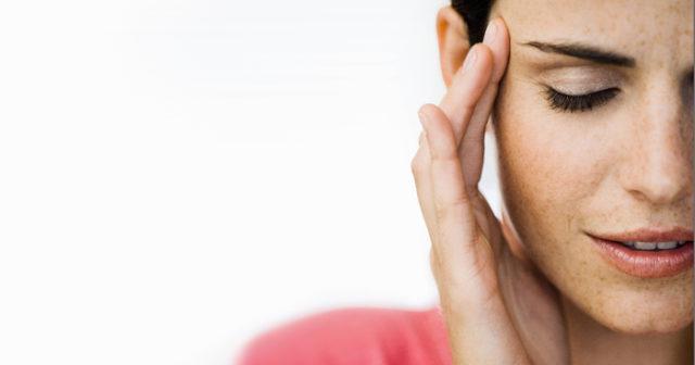 bli av med spänningshuvudvärk
