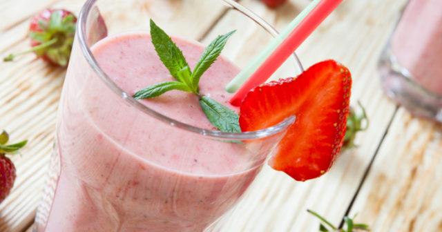smoothie diet gå ner i vikt
