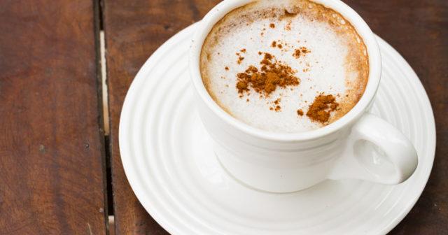 kalorier i en kopp kaffe