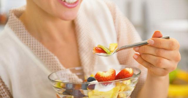 Fruktsalladen som ger dig plattare mage