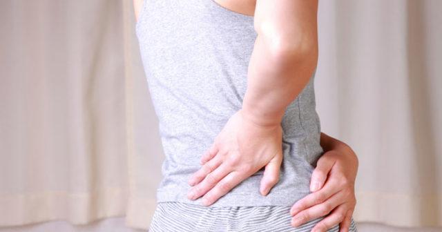 ont i höftböjaren efter löpning