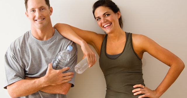 7 bra anledningar att träna tillsammans med en kompis