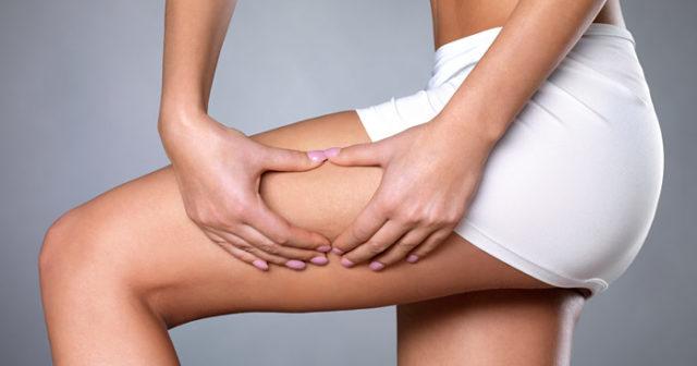 träna bort celluliter