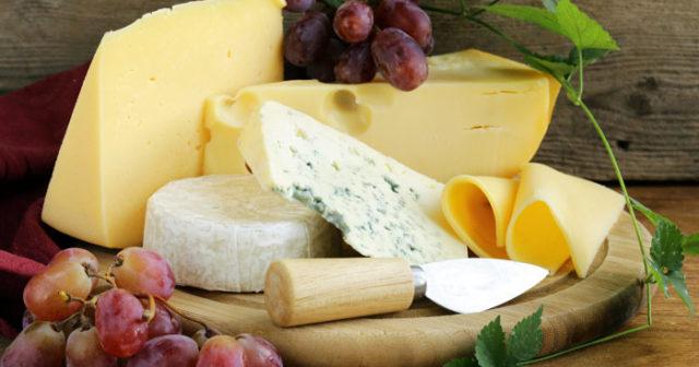 Vilka ostar kan man äta som gravid