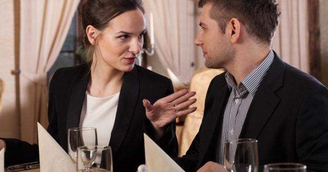Konflikt i dating