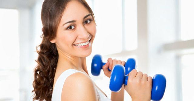 träna dig ner i vikt
